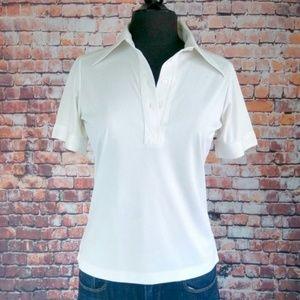 SALE! Point Collar HOT 70's Vintage Shirt Top
